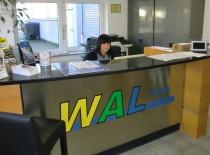 Öffnungszeit WAL, Auto Werkstatt, LKW Lackierung WAL